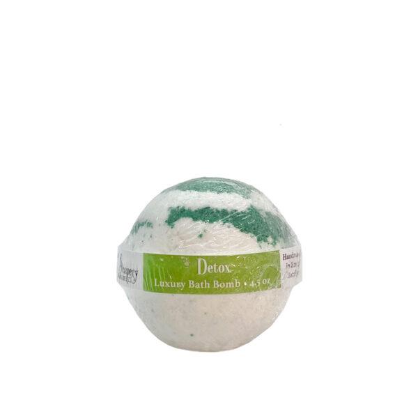 Detox Luxury Bath Bomb