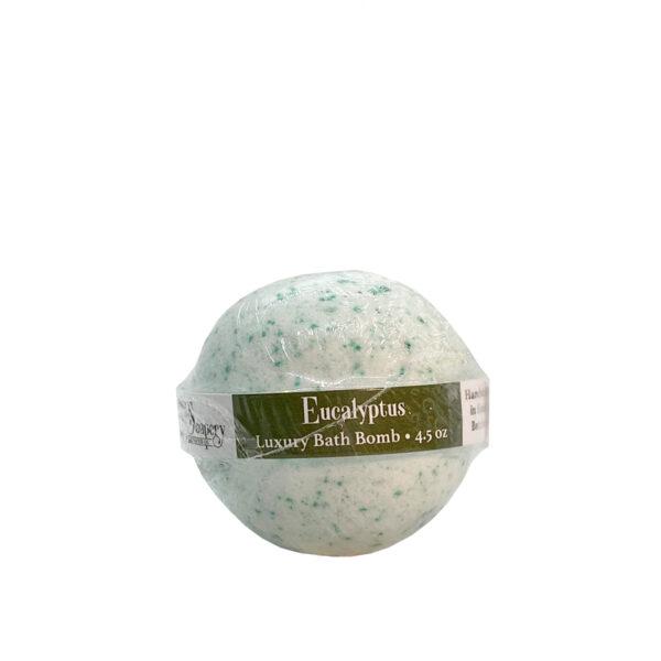 Eucalyptus Luxury Bath Bomb