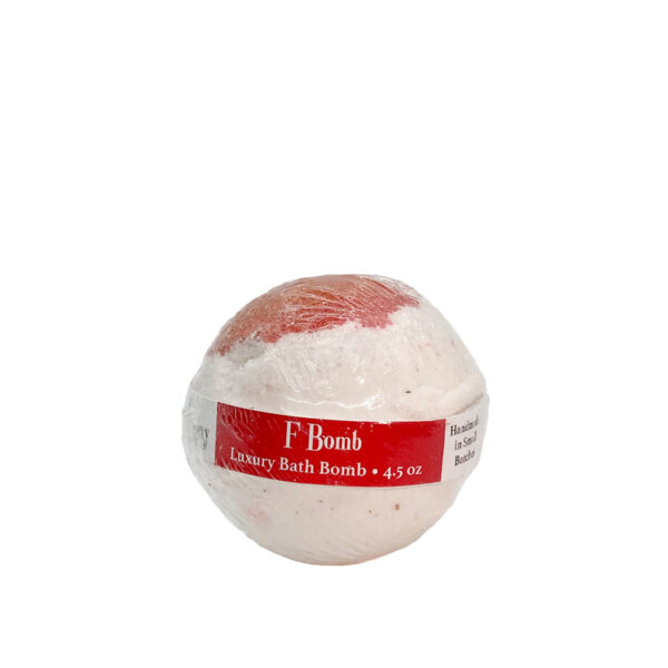 F Bomb Luxury Bath Bomb