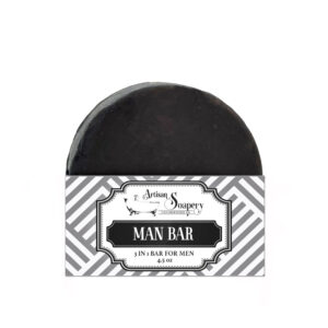 Man Bar - 3 in 1 Soap