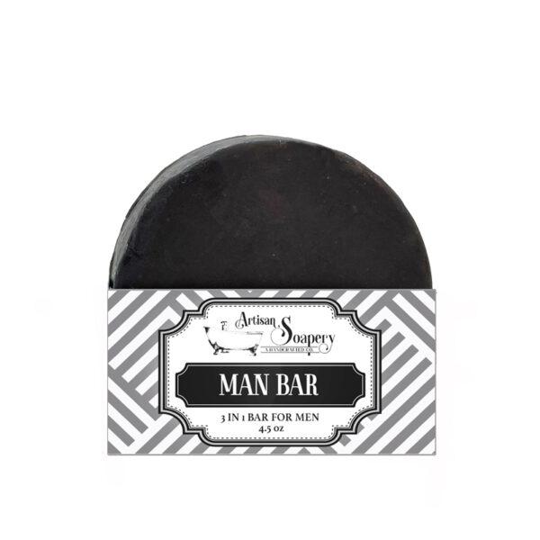 Man Bar - 3 in 1 Soap