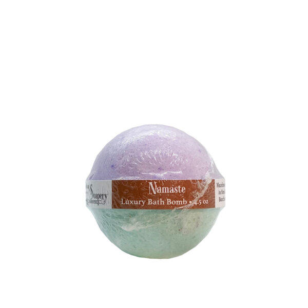 Namaste Luxury Bath Bomb