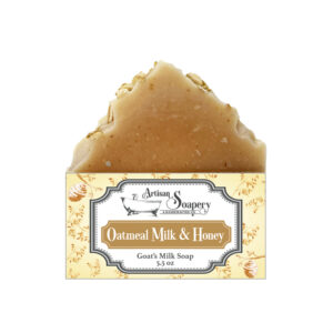 Oatmeal Milk & Honey Goat's Milk Soap
