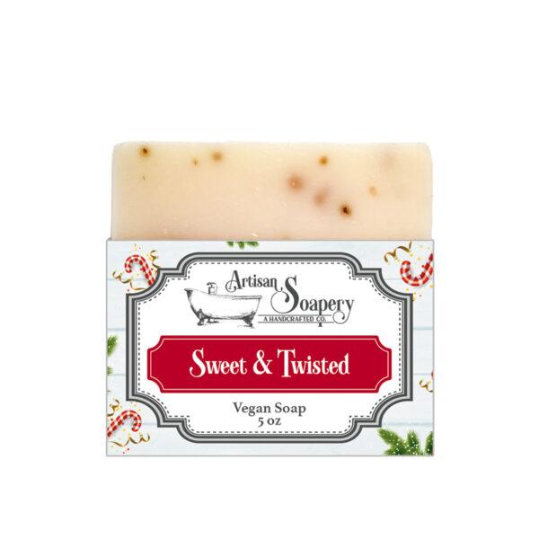 Sweet & Twisted Vegan Soap