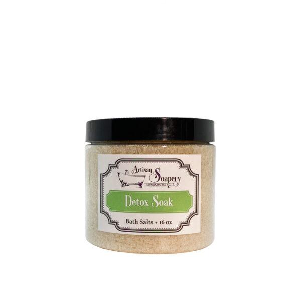 Detox Soak Bath Salts