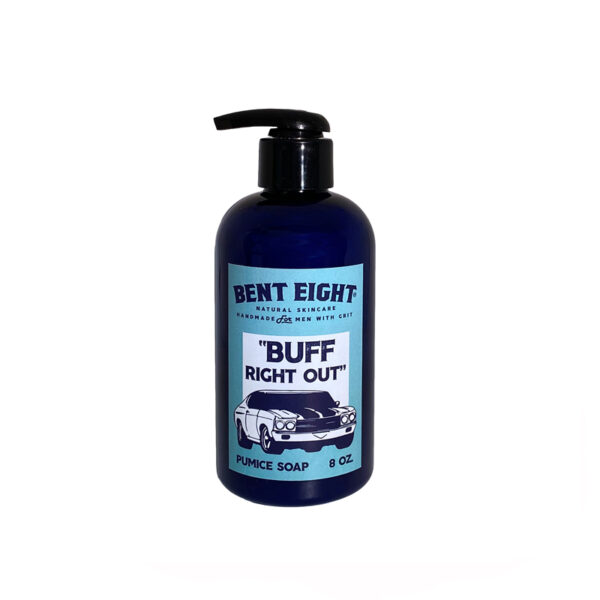 """Bent 8 """"Buff Right Out"""" Pumice Soap"""