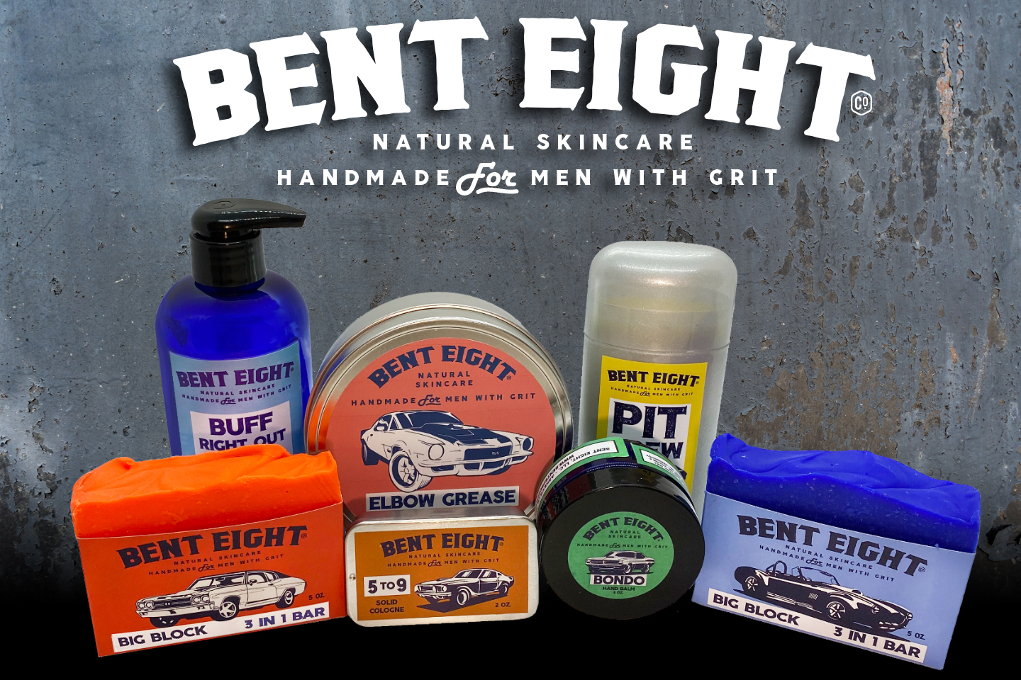 Bent 8 Products