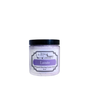 Lavender Foaming Body Scrub