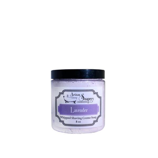 Lavender Foaming Body Scrub