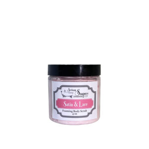 Satin & Lace Foaming Body Scrub