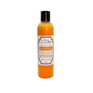 Sweet Orange Chili Pepper 3-in-1 Liquid Soap
