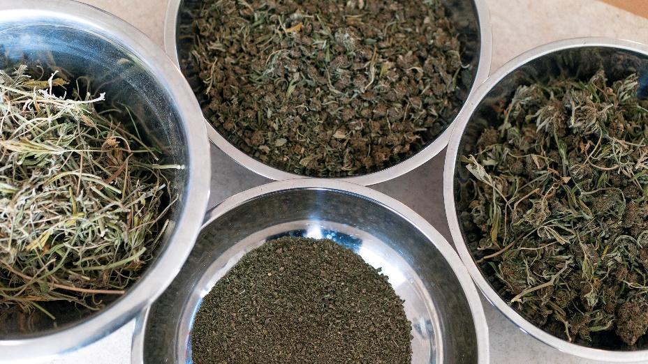 cannabis compounds
