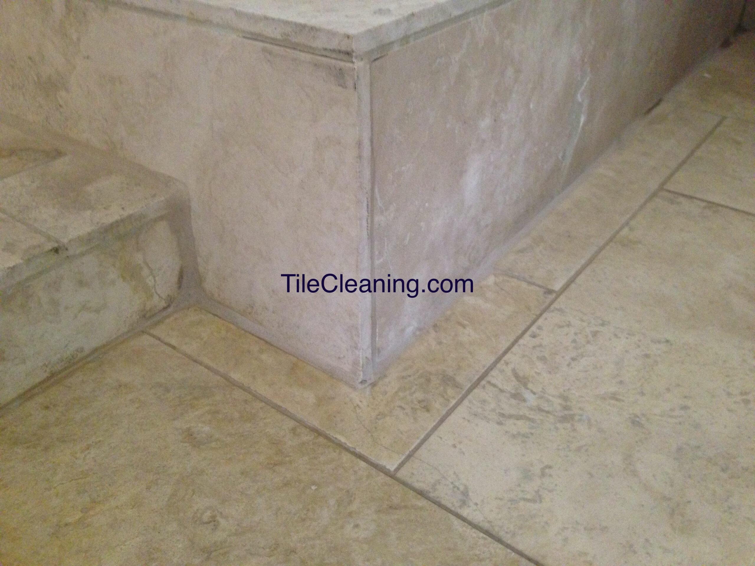 Tile Crack After Repair