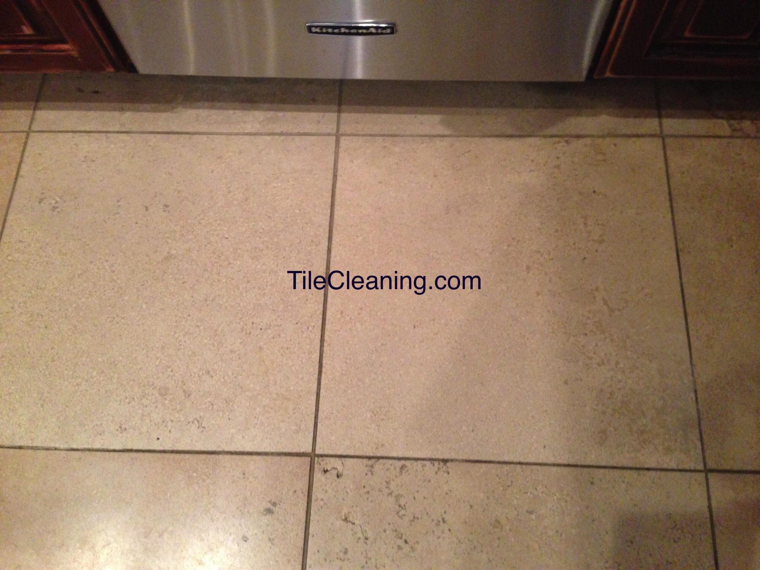 Tile Crack After Repairs