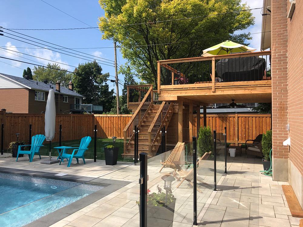 Alie Backyard Exterior Project