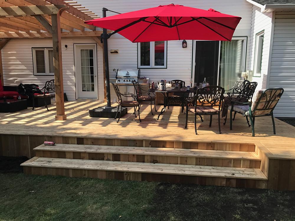 Kirkland Deck Project