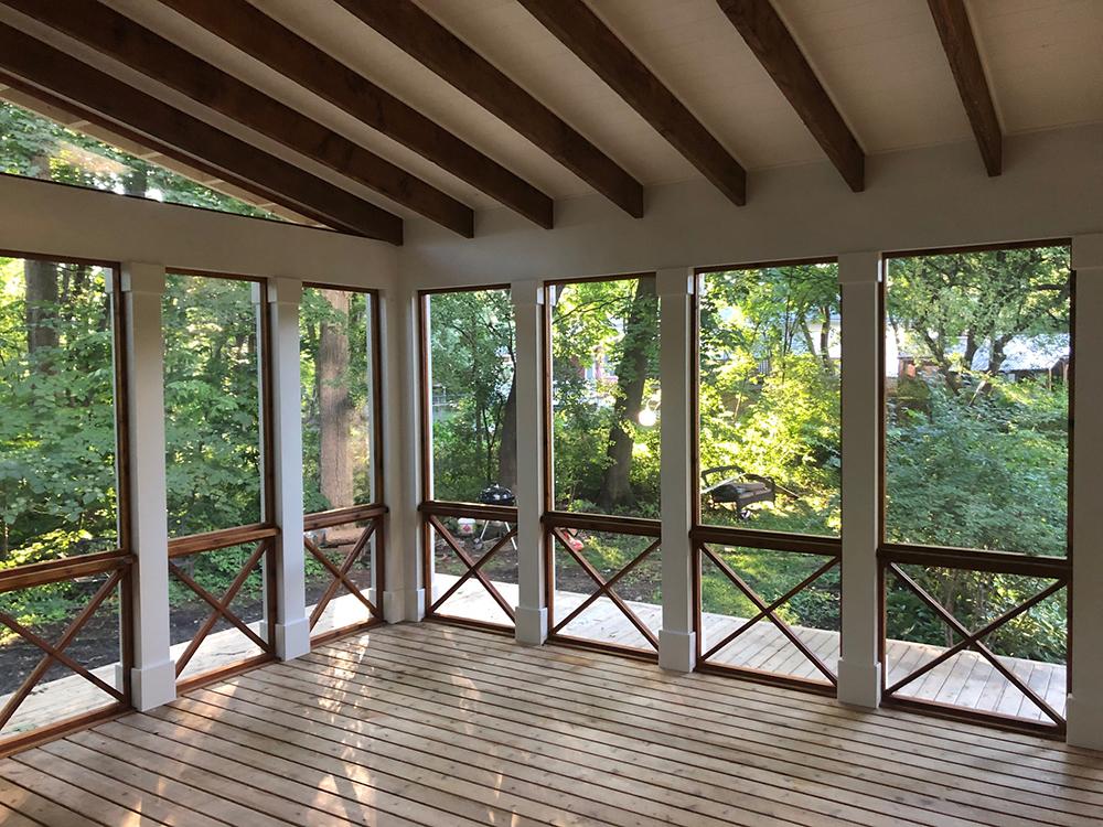 Waverley Screened Porch