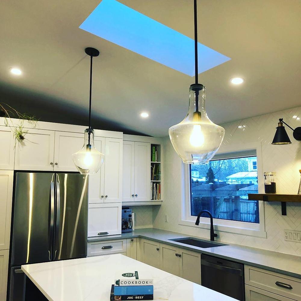 Pilon Kitchen/Main Floor