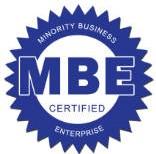 MBE minority business certified enterprise