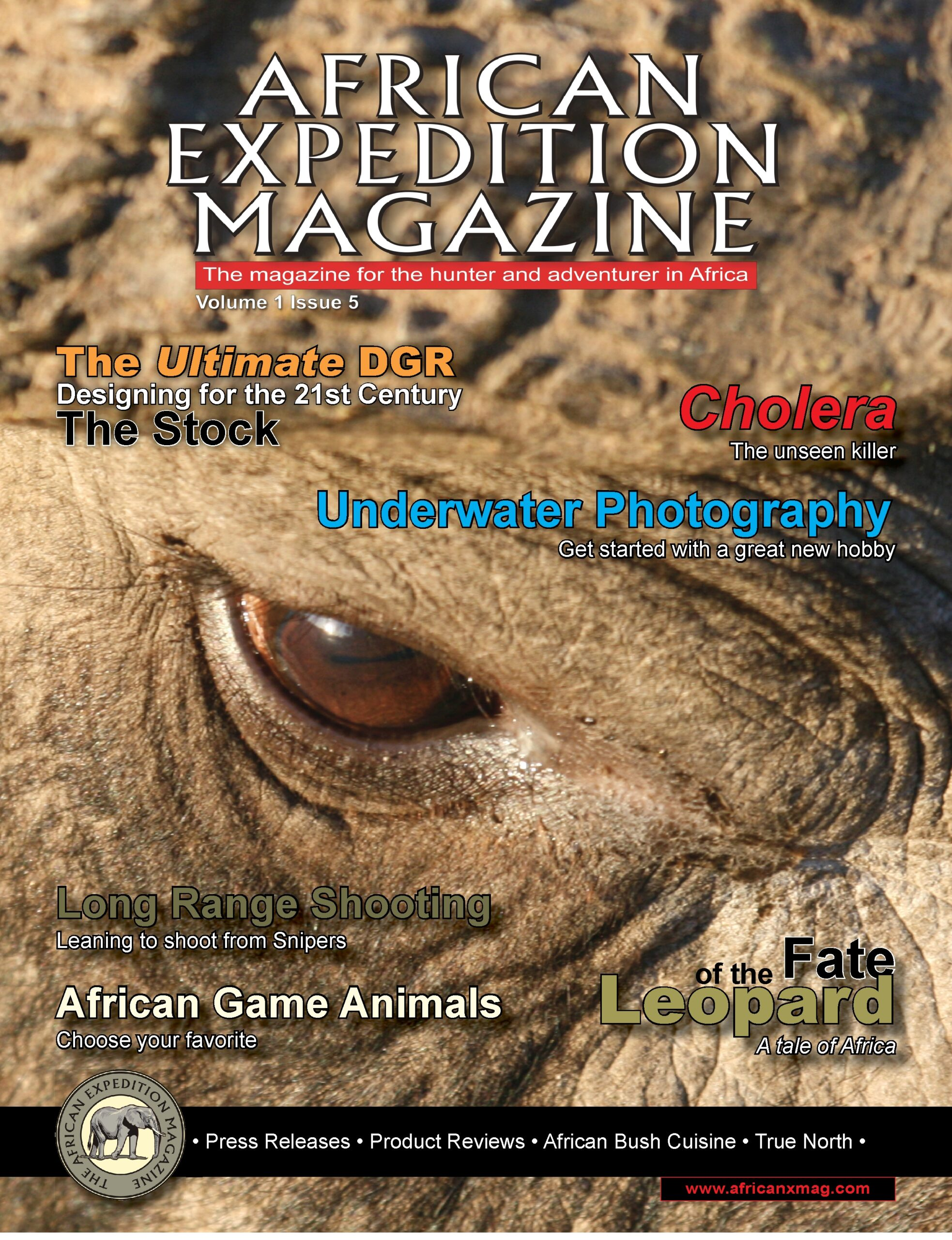 Legacy Magazines Volume 1