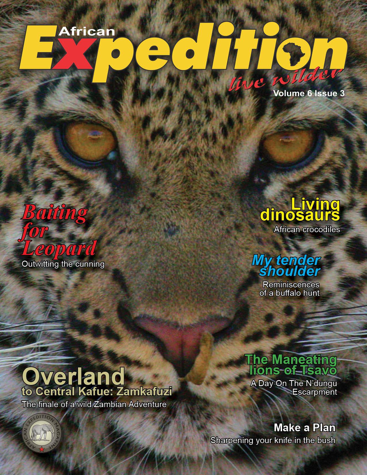 Legacy Magazines Volume 6
