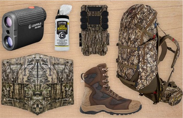 Safari Rifles And Gear