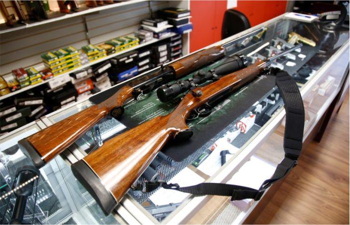 Safari Rifle Dealers