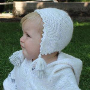 Chullo Baby Hat Alpaca