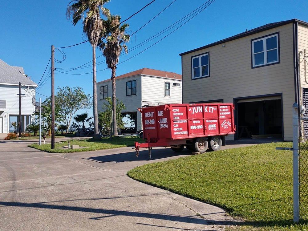 Houston Dumpster Rental