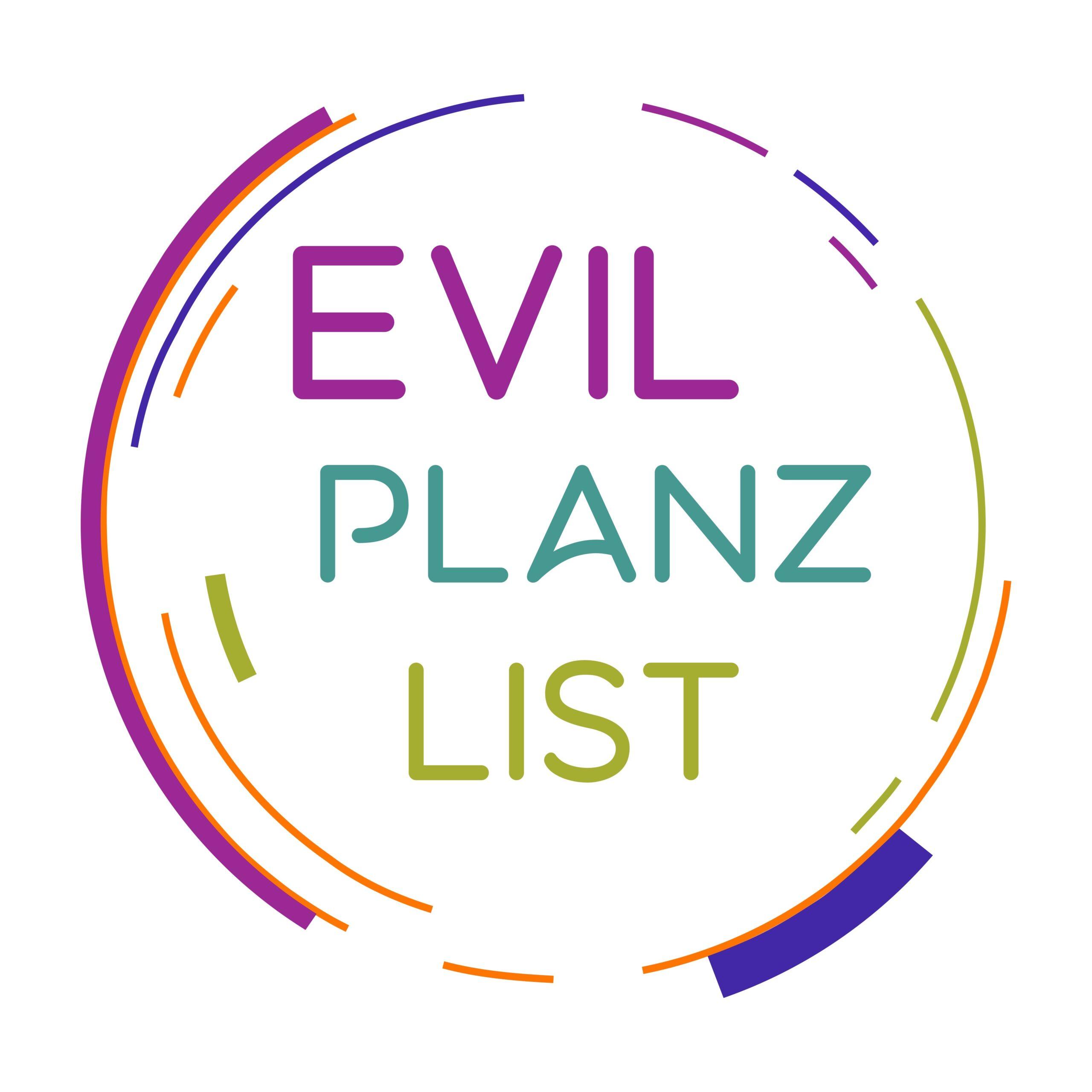 Evil Planz Mailing List