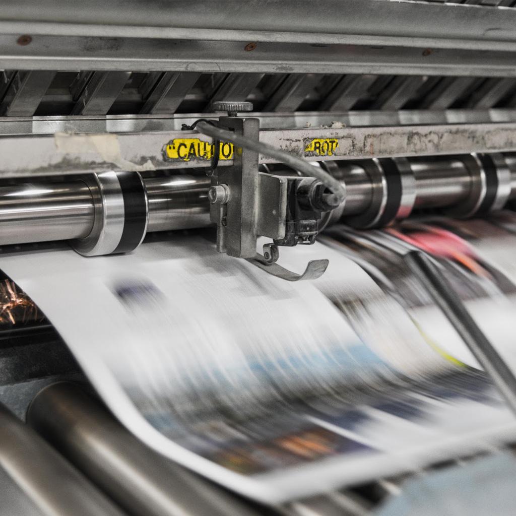 Print vs Media