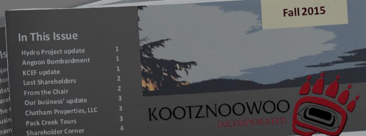 Kootznoowoo, Inc News 2015