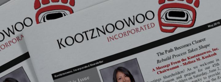 Kootznoowoo News 2018