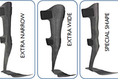 Allard Carbon AFO Ankle Foot Orthotic - Sunshine Prosthetics and Orthotics, Wayne NJ