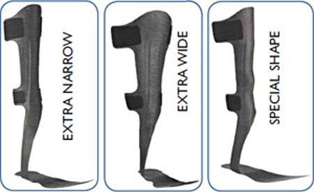 Allard Carbon AFO Ankle Foot Orthotic - Sunshine Prosthetics and Orthotics, Wayne NJ