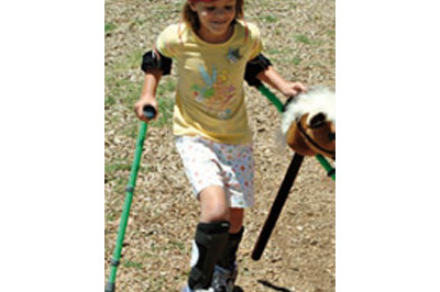 KiddieGAIT offers innovative options for AFO management with functional environments can be created that supplement gait function instead of immobilizing and inhibiting -customized at Sunshine Prosthetics and Orthotics in Wayne NJ