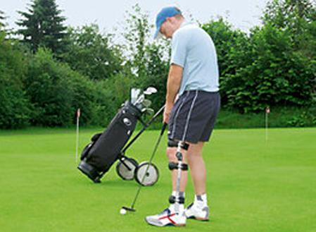 Otto Bock FreeWalk KAFO Knee Ankle Foot Orthotic - Sunshine Prosthetics and Orthotics, Wayne, NJ