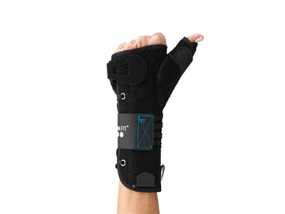 Ossur Universal Form Fit Wrist with or without Thumb support - Sunshine Prosthetics and Orthotics, NJ