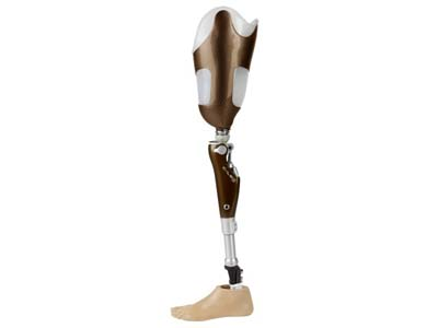 Ottobock C-leg - above the knee - at Sunshine Prosthetics and Orthotics, Wayne NJ