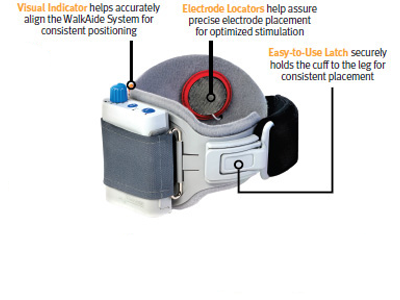 WalkAide Foot Drop System - at Sunshine Prosthetics and Orthotics in northern NJ