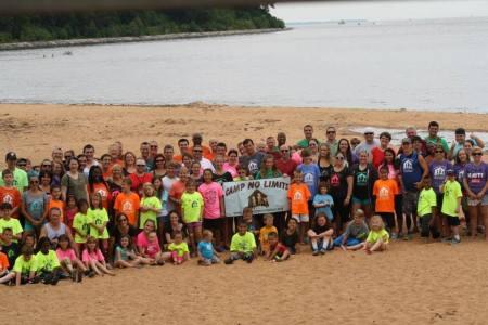 Camp No Limits - Maryland 2014