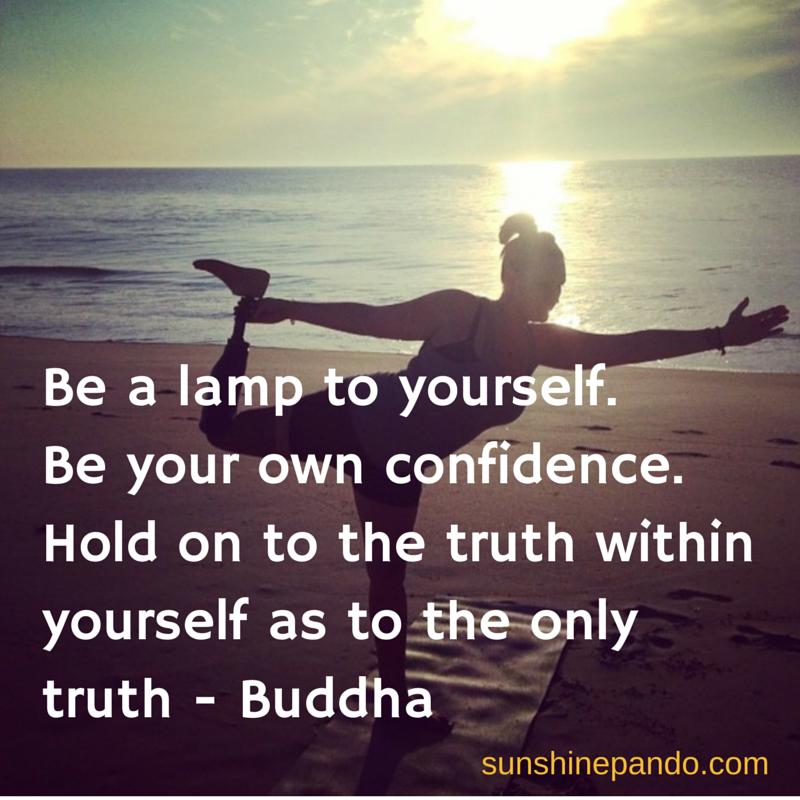 Be a lamp to yourself - Sunshine Prosthetics and Orthotics