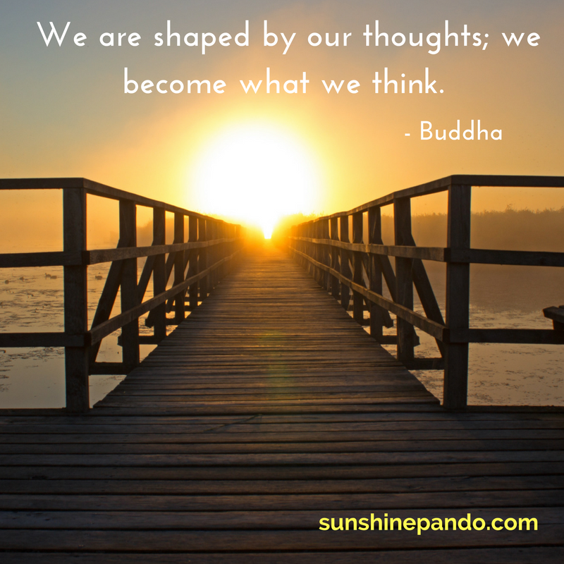 We become what we think - Sunshine Prosthetics and Orthotics