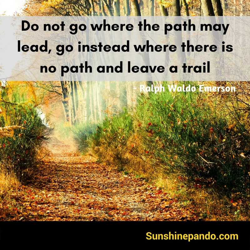 Leave a trail where there is no path - Sunshine Prosthetics and Orthotics