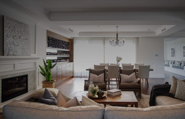 Home redesign by Linda Woods