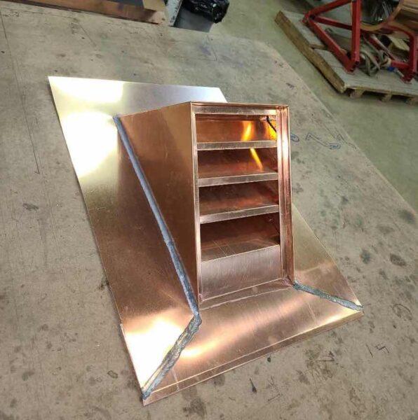 Salvo Metal Works Vent 506