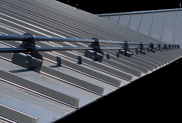 Salvo Metal Works snow rail in black