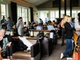 Brunch at Solbar at Solage Spa, Calistoga