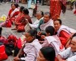 Nepal 2010: Genteel & Calm — Nepal 2010: Chaotic & Intense