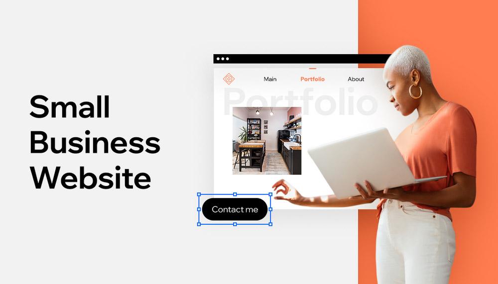 website builder business